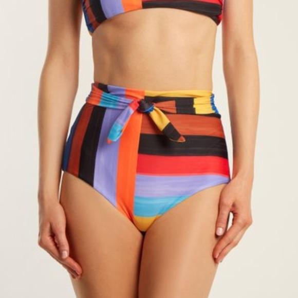d49bd1ea71 Mara Hoffman Swim | Nwt Maura Hoffman Jay Bikini Bottom | Poshmark